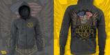 Boys Like Girls - Biker Hoodie