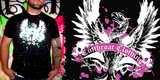 Eagle Splatter by Cutthroat Clothing