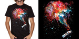 Space Bomb Tee for Exact Science