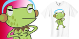 The Musical Frog