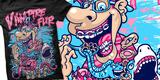 "Vampire Fur ""Cereal Chaos T-Shirt"""