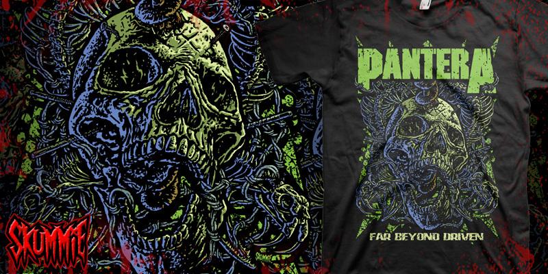 Far Beyond Driven T Shirt Design By Skummie Mintees