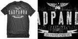 Sadpanda - 'Wings Crew'