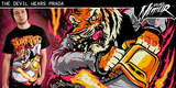 THE DEVIL WEARS PRADA - tiger chainsaw
