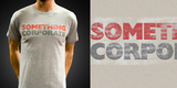 Something Corporate - Logo Tee