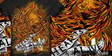 Flame of phoenix
