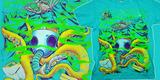 Tee Off Round 1 - Gasmasked Octopus