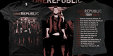 One Republic - Tour Tee