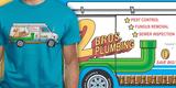 2 Bros. Plumbing Van