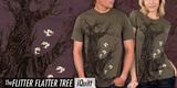The Flitter Flatter Tree