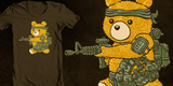 Special Ops Teddy