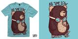 #793 - Headphones Bear