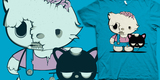 SANRIO – THE ZOMBIE RESURRECTION (Ript Apparel)