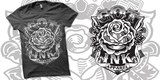 Got Ink Apparel Rose