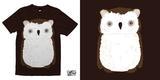 #824 - Fluffy Owl