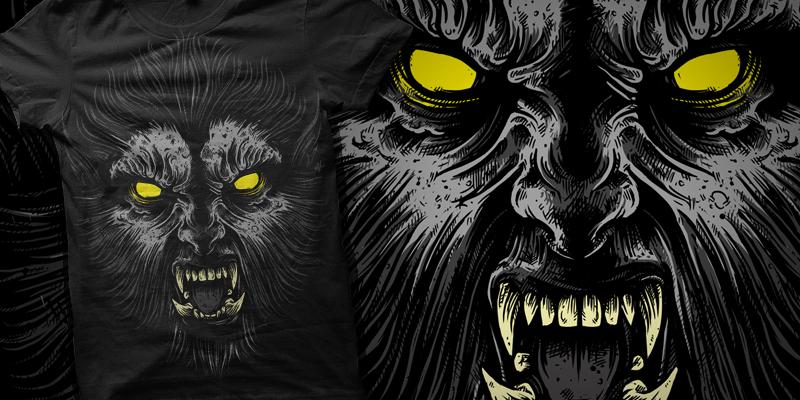 Mutant bikes - werewolf