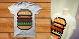 8-Bit Hamburger