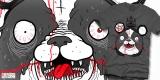MISHKA - blackmetal mop bear