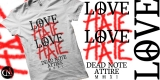 Dead Note Attire // LOVE. Hate.