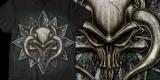 Metal Bull Skull