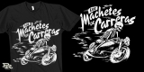 Los Machetes De Carreras - Death Rider
