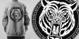 THE CON BMX - Saber Tooth Tiger Crewneck