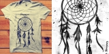 DreamCatcher - Tshirt artwork