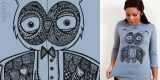 Tattooed Owl