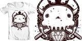 Cute Dotty Skull
