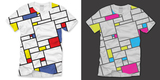 Mondrian Tribute