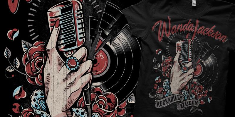 Wanda Jackson - Queen of Rockabilly