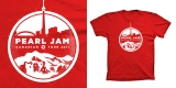 pearl jam - canadian tour