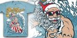 Parkway Drive - Surfin Santa