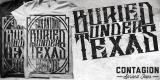 Buried Under Texas Genericore Shirt