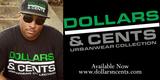 Dollars & Cents 3D Typo