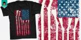 American Gun Flag