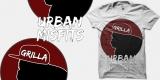 Urban Misfits Grilla Emblem