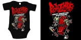 Rob Zombie's Great American Nightmare - baby onesie