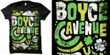 Boyce Avenue - St Patrick's Day Shirt