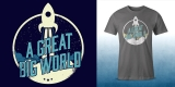 A Great Big World - Rocket Tee