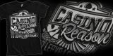 Casino Tee - For Sale