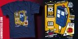 TARDIS ICE POP