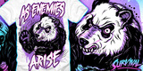 As Enemies Arise - Panda!