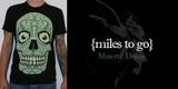 Muerte Dolce - godmachine sugar skull *printed {miles to go}