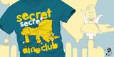 Secret Secret Dino Fresh