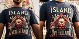 Over island promoted tee
