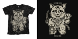 BAD LUCK CAT / DESIGN FOR SALE