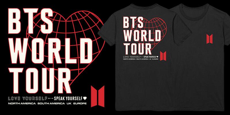 BTS - Tour Love