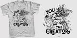 You Are The Creator Design