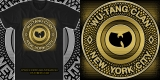 Wu-Tang Clan Subway Token T-shirt illustration